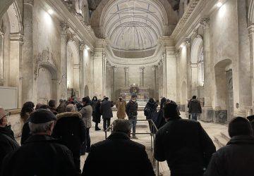 """Giarre, """"restauro"""" chiesa del Convento, l'intervento di ArchLife - Architetti per la Città"""
