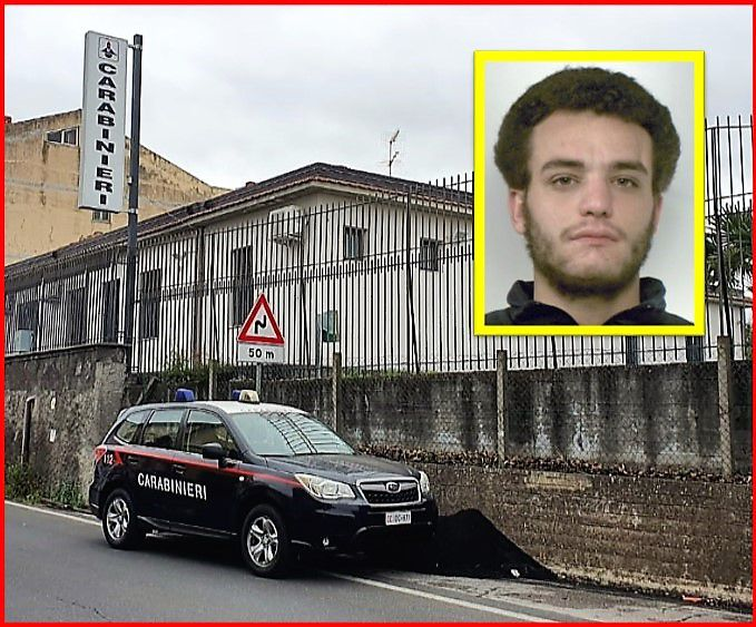 Ruba un'auto a Giarre: arrestato mascalese
