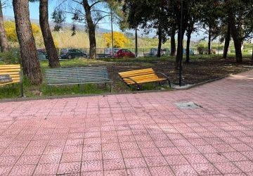 Giarre, atti vandalici e bivacchi nella Bambinopoli di piazza Immacolata