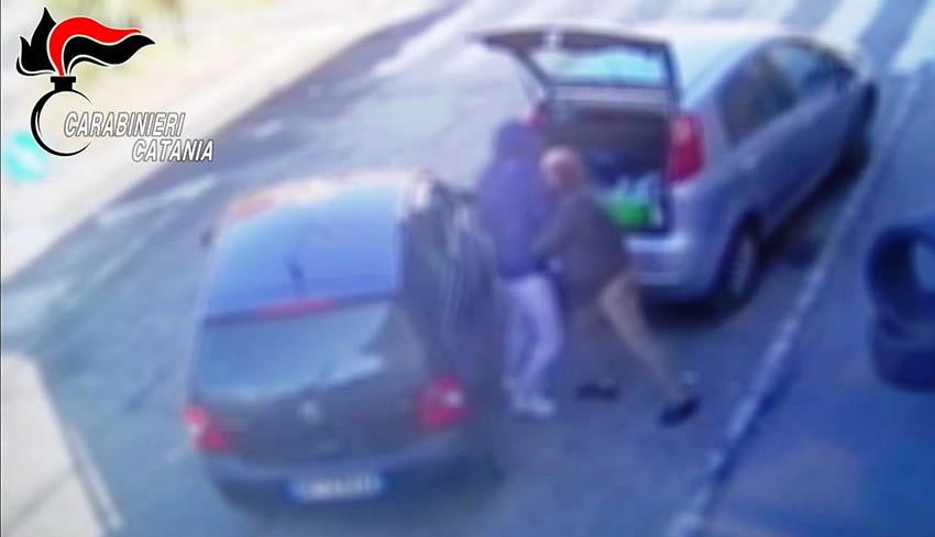 Giarre, rapina a mano armata ai danni di un pensionato: un arresto VIDEO