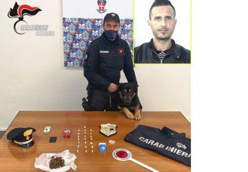 Caltagirone, tenta inutilmente di beffare i Carabinieri: arrestato