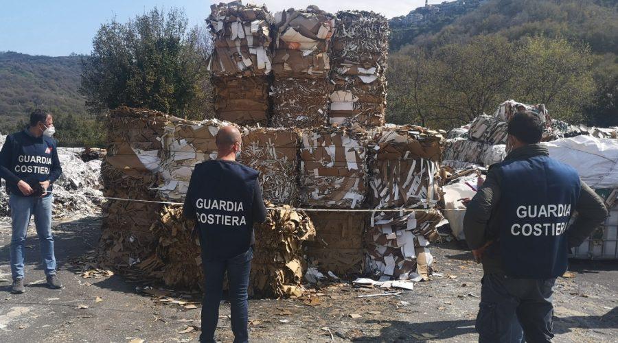 Castiglione,  bomba ecologica nelle Gole dell'Alcantara. Operazione della Guardia costiera VIDEO