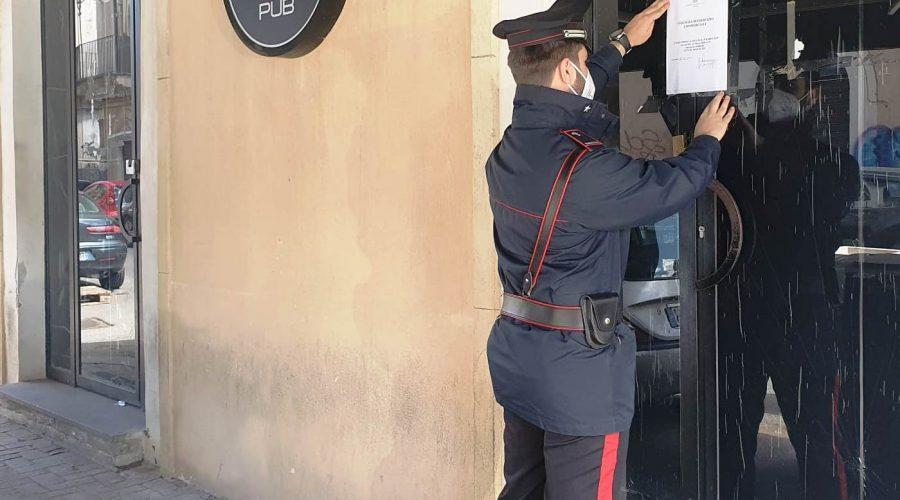 Catania, di nuovo chiusa l'Area 51: non ottemperava alle disposizioni anticovid