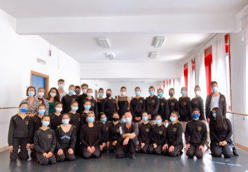 Al Liceo coreutico di Catania tante iniziative per celebrare la meravigliosa arte della danza