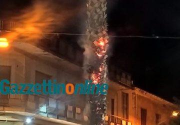 Riposto, imminente svolta nelle indagini dell'atto vandalico di piazza San Pietro