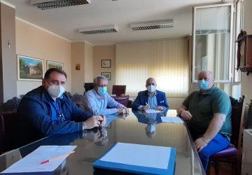 Asp Catania, incontro in Direzione Amministrativa con delegazione RSU