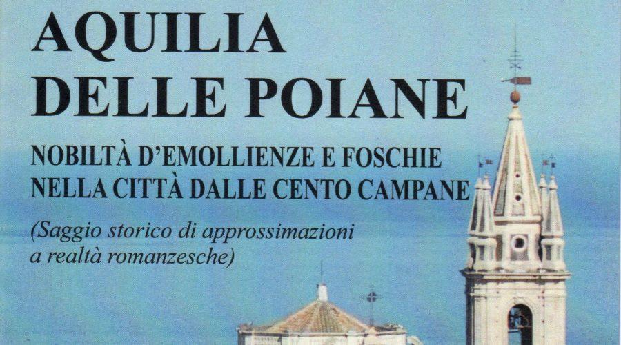 """""""Aquilia delle poiane"""", l'ultima opera dello scrittore e poeta acese Mario Grasso"""