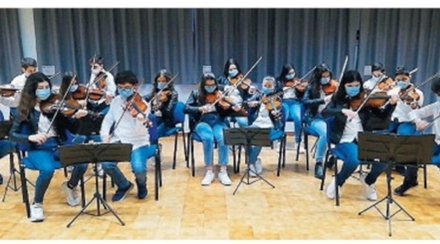 Ancora un successo per gli alunni ad indirizzo musicale della Luigi Pirandello di Linguaglossa