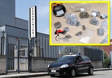 Calatabiano, scambio di cocaina tra pusher in aperta campagna: due arresti