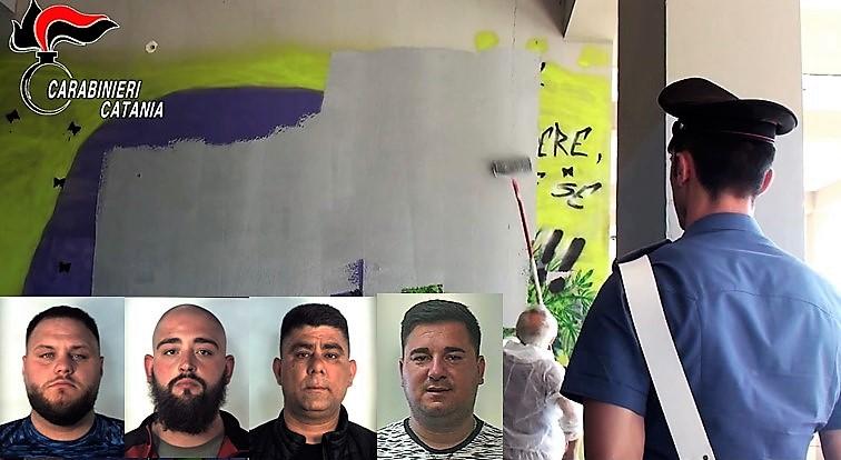 """Catania, operazione """"Carthago"""": in carcere i capi delle piazze di spaccio di Librino. Pesanti le condanne"""