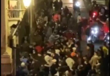 Catania, 8 denunce per 2 risse in piazza Scammacca, per 7 scatta Daspo