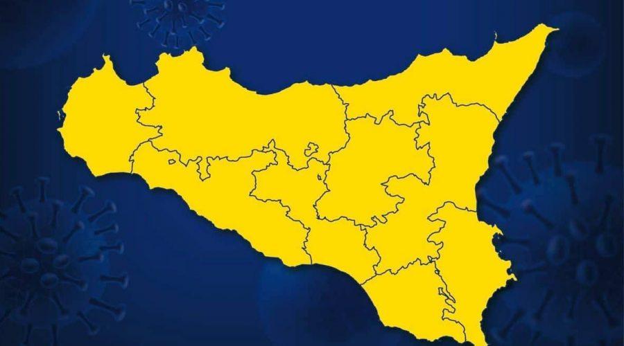 """Covid: da lunedì la Sicilia sarà gialla. Santa Teresa di Riva da domenica sarà """"zona rossa"""""""