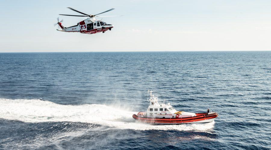 Catania, piccolo velivolo in difficoltà: intervento dela Guardia costiera