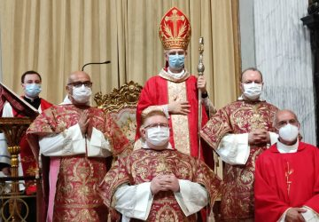Diocesi di Acireale, ordinati tre nuovi diaconi permanenti