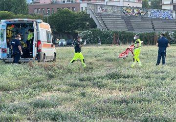Giarre, atterraggio elisoccorso stadio atletica: presentato esposto denuncia ai carabinieri VIDEO