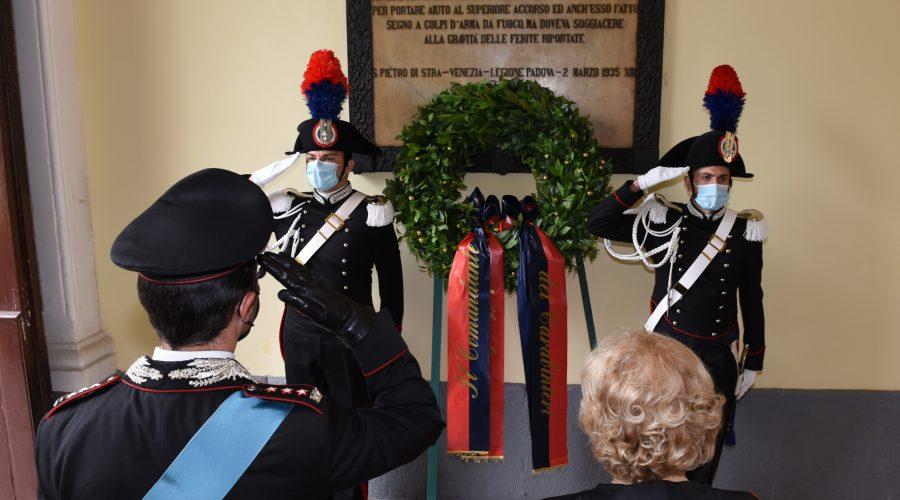 Catania, celebrato il 207° anniversario della Fondazione dell'Arma dei Carabinieri VIDEO