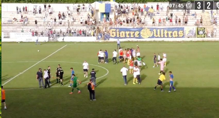 Calcio, il Giarre torna in serie D dopo 14 anni