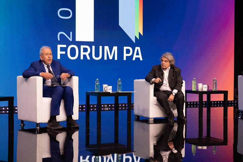 Un nuovo alfabeto per la PA: il Ministro Renato Brunetta nello Scenario di Forum PA 2021
