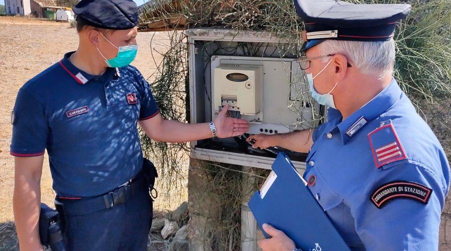 Palagonia, fruiva di energia elettrica a costo zero: arrestato