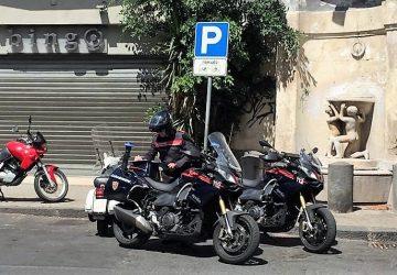 Catania, parcheggiatore abusivo e recidivo beccato in via Sant'Euplio