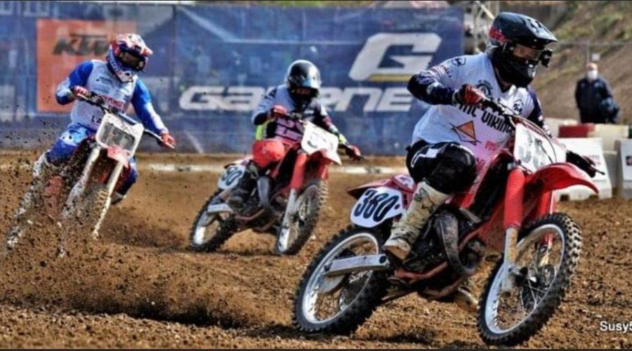 Campionato italiano Motocross Epoca: affermazione di Lombardo a San Marino