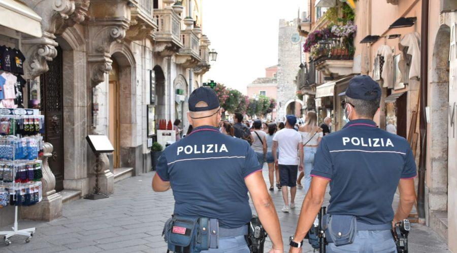 Taormina, controlli anti Covid: sospese 4 attività per 5 giorni