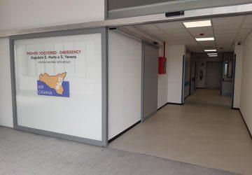 Ospedale di Acireale, domani l'inaugurazione dei nuovi locali del Pronto Soccorso