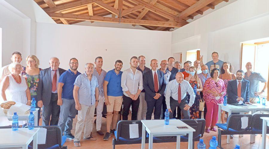 Giarre, inaugurata la nuova sede Onav Etna