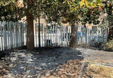 Giarre, parco Jungo di nuovo sotto attacco. Incendio nella notte