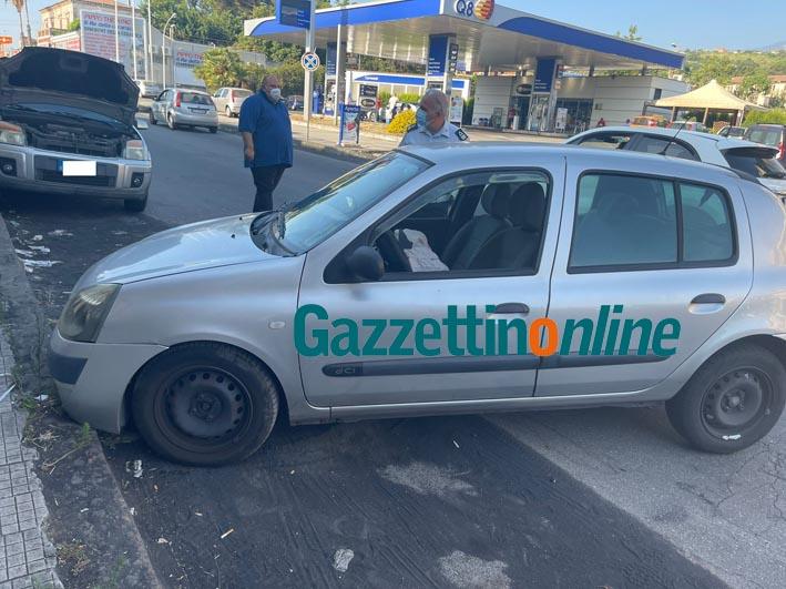 Giarre, 56enne travolto da un'auto in via Ruggero I. Intervento dell'elisoccorso VD