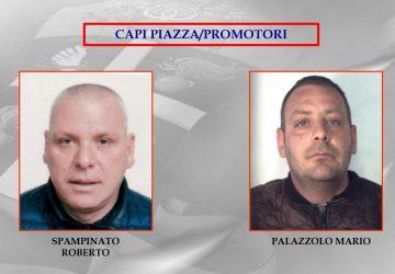 Mafia, espugnato il quadrilatero della droga nel quartiere San Cristoforo: 20 arresti NOMI FOTO VIDEO