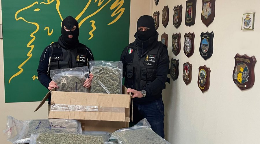 Traffico internazionale di sostanze stupefacenti, individuato e arrestato in Spagna narcos latitante