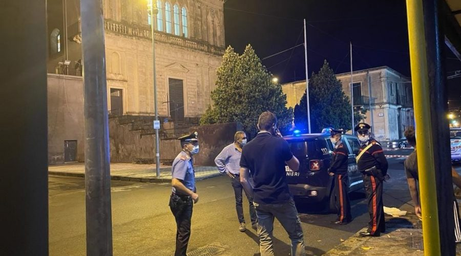Sparatoria Santa Maria Ammalati, permangono gravi le condizioni del brigadiere ferito VD
