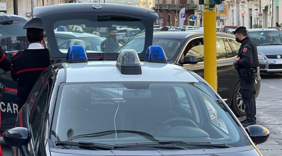 Giarre, controllo del territorio dei Carabinieri: un arresto per violazione obblighi sorveglianza