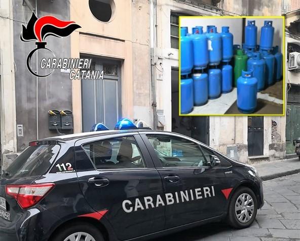 Catania, controlli a San Cristoforo: quattro le persone denunciate