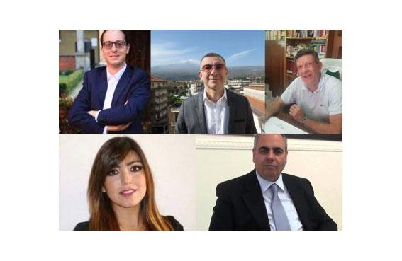 Amministrative Giarre, parte la sfida dei 5 candidati a sindaco. Possibile un ballottaggio