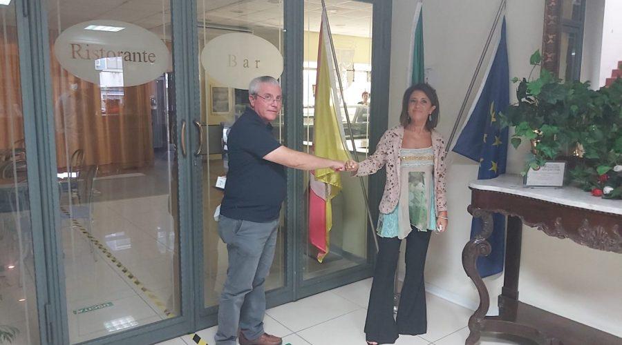 Siglato accordo di partenariato tra l'Alberghiero di Giarre e il comitato delle Misericordie