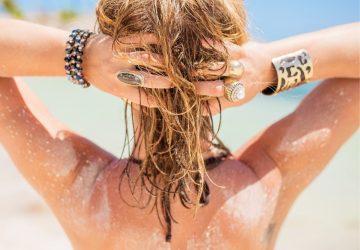 Prendersi cura dopo le vacanze, i consigli per pelle e capelli