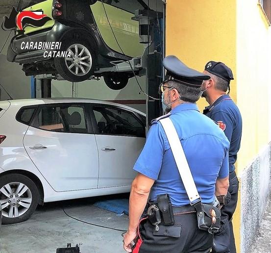 Catania, serrati controlli dei Cc per la sicurezza sul lavoro