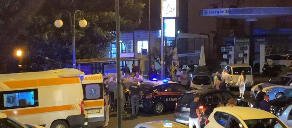 Tragedia sfiorata a Santa Maria Ammalati: lite durante una celebrazione religiosa. Colpo di pistola ferisce carabiniere. Arrestato 69enne VIDEO