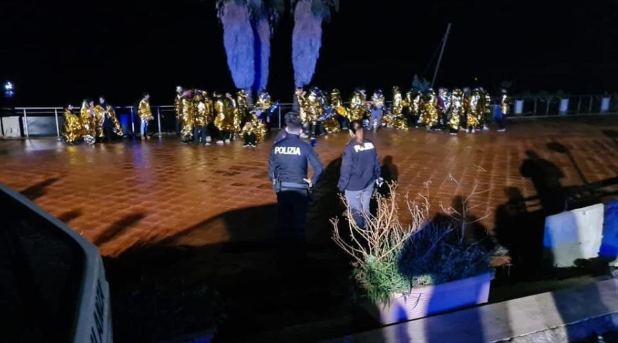 Sbarco di immigrati tra Acireale e Aci Castello: rintracciati dalla Polizia 84 migranti