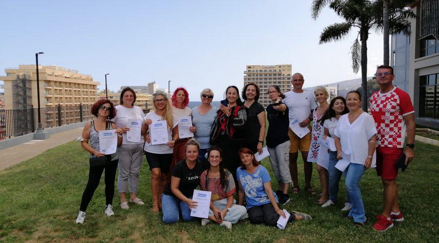 Erasmus+ Staff Training Mobility: la ripartenza!