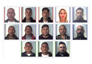 Catania, operazione antimafia nel quartiere Picanello: 15 le persone arrestate NOMI FOTO VIDEO