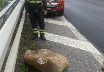 Allerta rossa, chiusa l'A18 Messina Catania