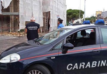 Catania, lotta all'illegalità diffusa: denunce e sanzioni