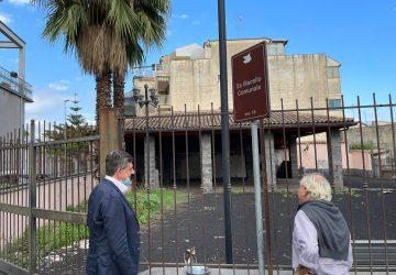 Giarre, il sindaco Cantarella promette il rilancio dell'ex mattatoio