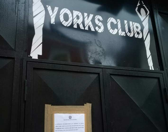 Rissa con il morto: sanzionata la discoteca catanese. Si attendono sviluppi per il 40enne fermato dai Cc