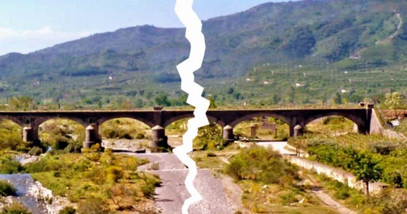 """S.S. 185, Ponte Petrolo: il viadotto """"dell'orrore"""""""