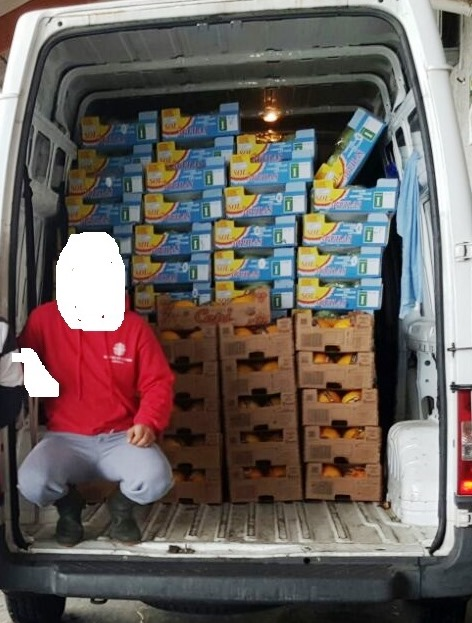 Subisce confisca di un box al Maas ma continua attività. Denunciato