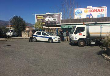 Riposto, controlli anti abusivi al mercato di via Mattarella. Diverse le sanzioni VIDEO
